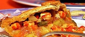 Nana's crawfsih pie