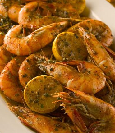 Louisiana BBQ Shrimp