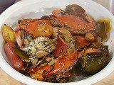 Firehouse crab Recipe